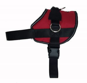 pet supplies Red Reflective No-Pull Harness